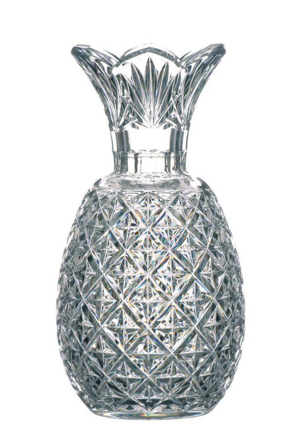 Waterford Crystal Pineapple Vase Waterford Crystal Fallers