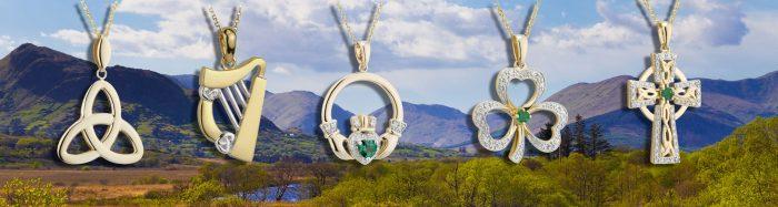 Celtic-Symbols of Ireland in Jewelry