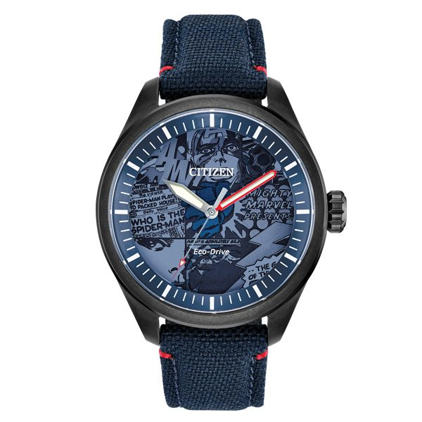 MARVEL HEROES WATCH BY CITIZEN