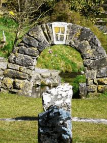 St Brigid's Cross In Kildare