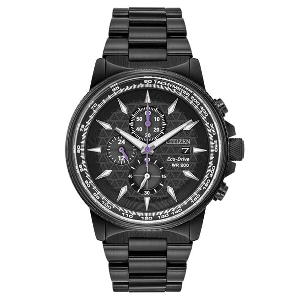 MARVEL BLACK PANTHER WATCH BY CITIZEN