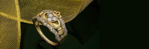 Claddagh rings online from Galway