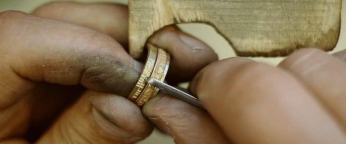 Claddagh Mo Anam Cara Wedding Ring