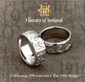 History of Ireland Jewelry